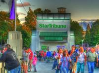 Star Tribune Stand