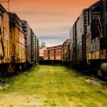 """Spirits on the Tracks"" by KevinWorley"