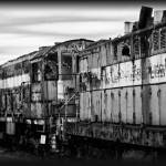 """""""Ghost of Train Past"""" by KevinWorley"""