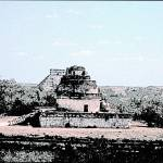 """Observatory at Chichen Itza"" by JCarmen"