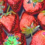 """strawberries"" by georgieboy"