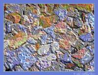 Stones in Abstract