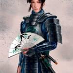 """Crane clan samurai"" by williamli"