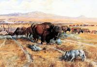 Guardian of the Herd (1899) by Charles Russell