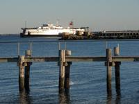 Steamship in Oak Bluffs