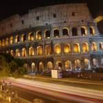 """Colosseum by Night - Roma"" by mfpierre"
