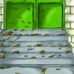 """door in the wall"" by madoka"