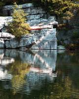 Lake Minnewaska Reflections