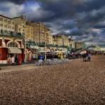 """Brighton Beach"" by benedwards"