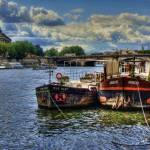 """Parisian Boats"" by benedwards"