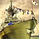 """Charlottetown war ship"" by NacoPhotography"