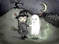 Witch Loves Ghost
