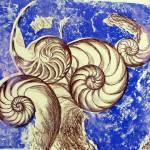 """""""Aquatic Spirals"""" by CaitlinGPadilla"""