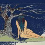 """""""Under a Tree"""" by CaitlinGPadilla"""