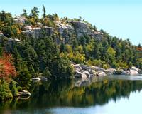 Lake Minnewaska Reflection II