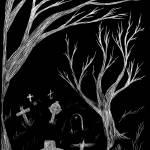 """Graveyard"" by CaitlinGPadilla"