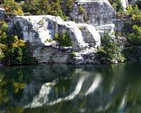 White Cliffs at Lake Minnewaska