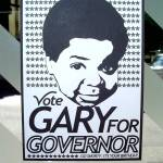 """""Gary Coleman for Governor"""" by DRoberts"