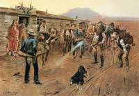 The Tenderfoot (1900) by Charles Russell
