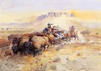 Wild Mans Meat (1899) by Charles Russell