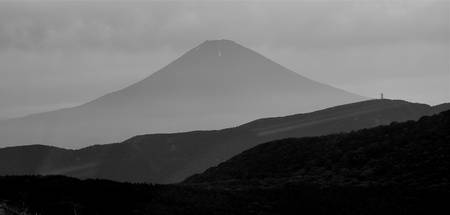 Layers of Fuji