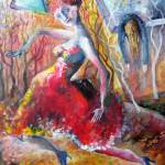 """""""THE DANCE OF OCTOBER"""" by nesis"""