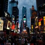 """""""Times Square"""" by Burntalex"""