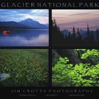 Glacier National Park Poster Print by Jim Crotty by Jim Crotty