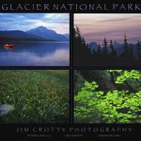 Glacier National Park Poster Print by Jim Crotty by Jim Crotty