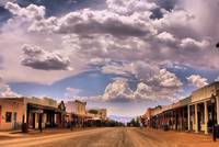Tombstone, Arizona photo by Gerald Huth