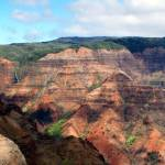 """Grand canyon of Kauai mountaintops"" by Dots"