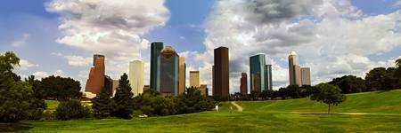 Houston Panorama