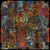 Abstract 128 Art Prints & Posters by Xantipa2