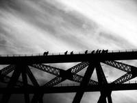 Sydney Harbour Bridge Climbers