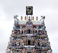 Hindu Temple, Singapore