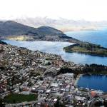 """View of Queenstown, New Zealand"" by snaptherapy"