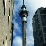 """Auckland Tower, New Zealand"" by snaptherapy"