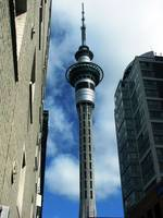 Auckland Tower, New Zealand