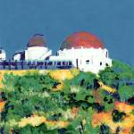 """Griffith Observatory By RD Riccoboni"" by RDRiccoboni"