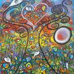 """""""Spreading Love and Peace"""" by juliryan"""