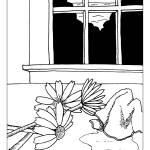 """In the Kitchen by Julia C. Blum"" by lizstarbooks"