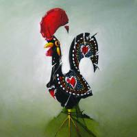 """Portuguese Rooster"" by mjsuber"