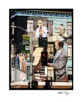 SFoto North Beach Jazz Mural