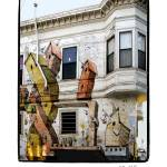 """SFoto Mission Birdhouse Mural 01"" by sfoto"