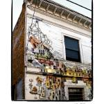"""SFoto Mission Birdhouse Mural 02"" by sfoto"