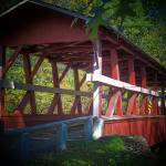 """Colvin Covered Bridge 3"" by Outdoorguy"