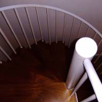 Spiral Staircase Art Prints & Posters by Rachel Hillier