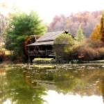 """Watermill In Autumn"" by photonjon"