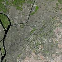 Cairo (Egypt) : Satellite Image