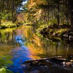 """Fall on the Contoocook River"" by awgilmore"